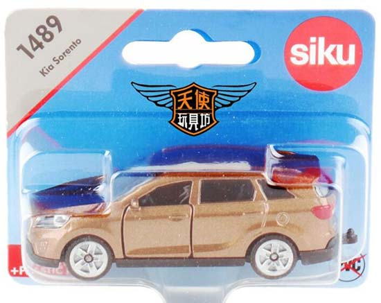 Siku 1489 Kia Sorento Diecast Car Toy Brown Bb01a902