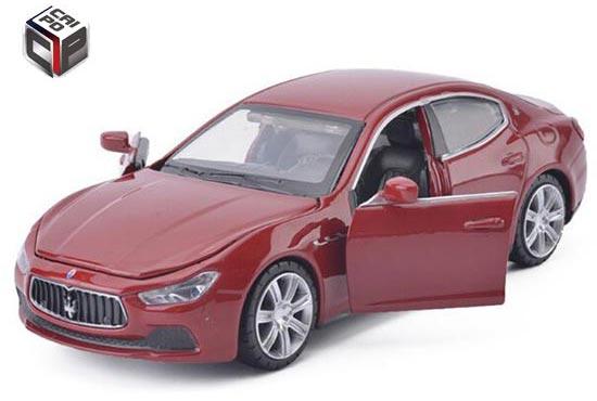 caipo maserati ghibli diecast car toy red / blue / white /black