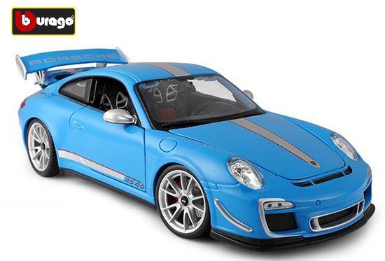 """New Kinsmart Diecast Car 5/"""" 2010 PORSCHE 911 GT3 RS CHOOSE A COLOR"""