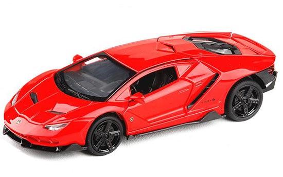 Lamborghini Centenario LP770-4 1:32 Die Cast Modellauto Auto Spielzeug Model